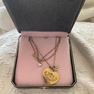 🎀 Juicy Couture Necklace 🎀